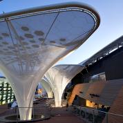 EXPO MILANO 2015 - Ideen-Keimlinge als zentrales Gestaltungselement des Deutschen Pavillons