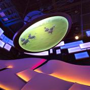 EXPO MILANO 2015 - Das Bienenauge in der Ausstellung