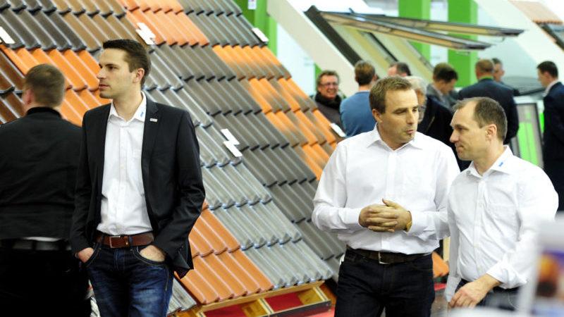 Dach+HOLZ, GHM