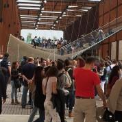 EXPO 2015: Pavillon von Brasilien