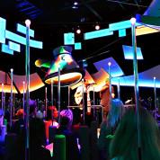 EXPO 2015: Die Musik und Tanz im Deutschen Pavillon ©expo2015germany/flickr