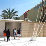EXPO 2015: Der Pavillon von Bahrain / © Thomas Schriefers