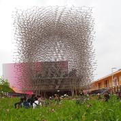 EXPO 2015: Der Pavillons von Grossbritannien / © Thomas Schriefers