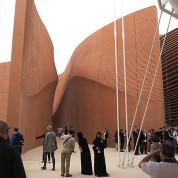 EXPO 2015: Der Pavillon der Vereinigten Arabischen Emirate / © Thomas Schriefers