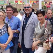 EXPO 2015: Besuch der AUMA-Delegation auf der EXPO MILANO 2015 / © AUMA