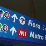 EXPO 2015: Mit der Metro direkt zur Weltausstellung / Foto: © Stefan Dömelt/comrhein