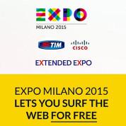 EXPO 2015: Freies W-LAN auf dem ganzen Gelände der Weltausstellung / Foto: © Stefan Dömelt/comrhein