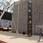 EXPO 2015 - Clusters: Getreide & Knollen / © Stefan Dömelt/comrhein