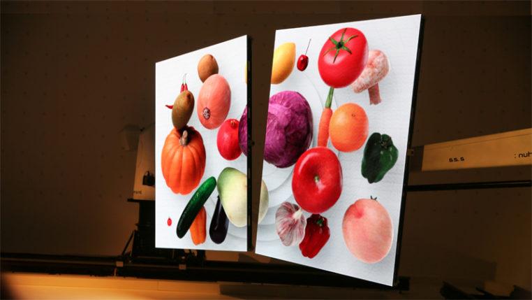 EXPO 2015: Wie entsteht Kimchi? Eine Multimedia-Show im Korea-Pavillon zeigt alle Phasen der Zubereitung / Foto: © AUMA