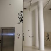 EXPO 2015: Übergewichtiger Homo mcdonalds im Korea-Pavillon / Foto: © AUMA