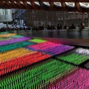 Der Exhibition Design Award bewertet die Innengestaltung der Pavillons und der Cluster-Beteiligungen. EXPO Milano 2015 / China-Pavillon. Foto: © AUMA