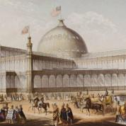 Weltausstellung in New York 1853 - Bild: Gemeinfrei über Wikimedia Commons