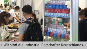 Zähne zeigen im globalen Wettbewerb - Dr. Jean Bausch GmbH, Köln