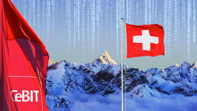 Gastland Schweiz auf der CeBIT 2016 - Deutsche Messe AG, Hannover