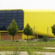 Litauen-Pavillon auf dem ehemaligen EXPO-Gelände in Hannover- Foto: © Thomas Schriefers
