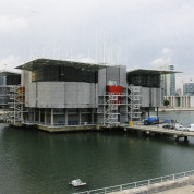 Besteht auch nach der EXPO weiter - das Aquairium in Lissabon. EXPO Lissabon/© Cedric Meschke
