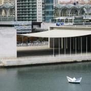 Gut funktionierende Integration des portugiesischen EXPO-Pavillons in das Stadtbild: EXPO Lissabon/ © Cedric Meschke
