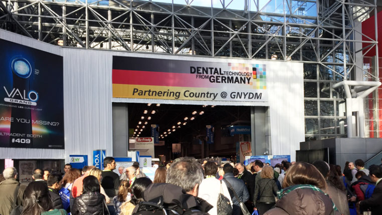 Dental Technology from Germany - Deutscher Gemeinschaftsstand auf dem Greater New York Dental Meeting 2016