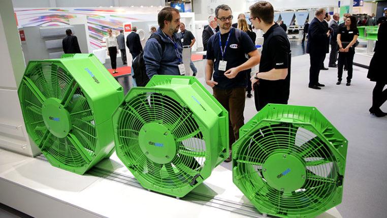 Chillventa – International Exhibition Refrigeration | AC & Ventilation | Heat Pumps - NuernbergMesse/ Thomas Geiger