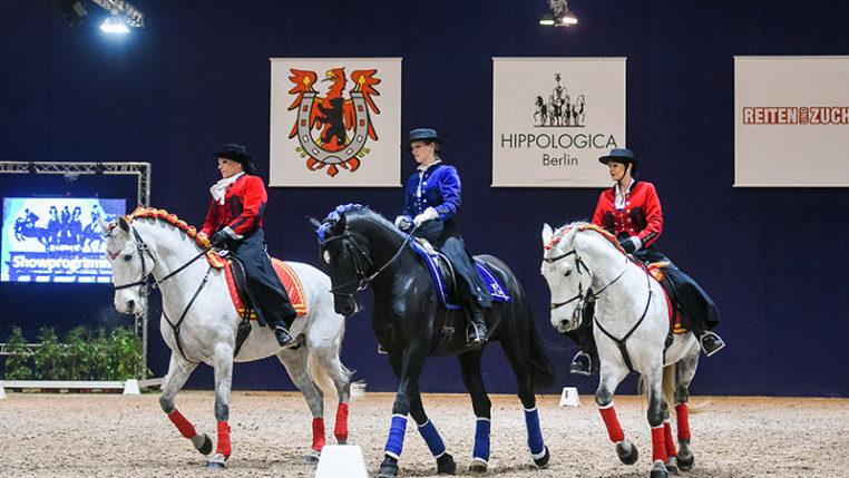 HIPPOLOGICA Berlin – Die Pferdesportmesse in der Hauptstadt - Messe Berlin GmbH/ Volkmar Otto