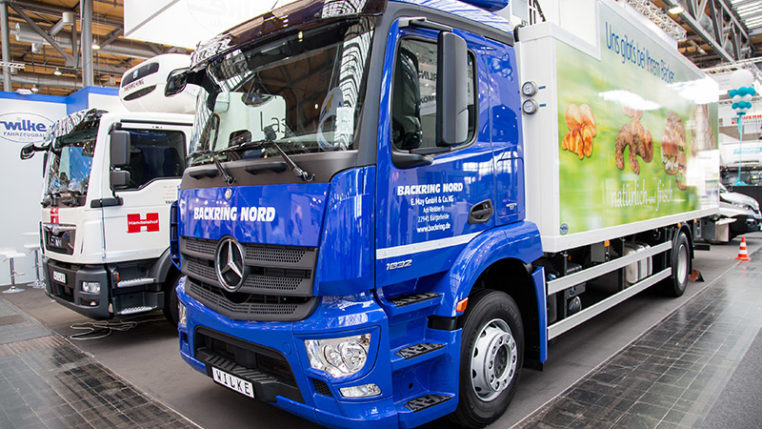 IAA Nutzfahrzeuge – International Motor Show Commercial Vehicles - Deutsche Messe AG