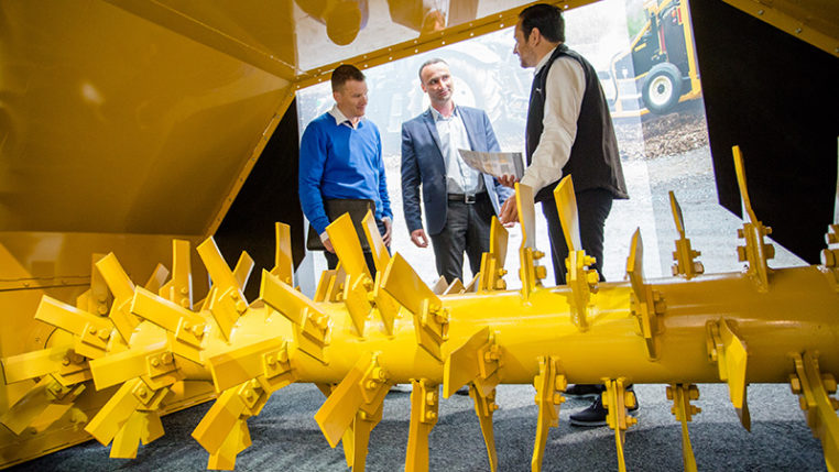 IFAT – resources. innovations. solutions. – Weltleitmesse für Wasser-, Abwasser-, Abfall- & Rohstoffwirtschaft - Messe München/ Christian Hartlmaier