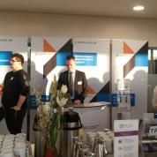 Der AUMA war Sponsor des FAMAB-Sustainability Summit und in Dortmund mit einem Stand vor Ort.