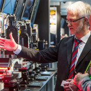 VISION – Leading world trade fair for machine vision - Picture: MESSE STUTTGART/K. Tschovikov