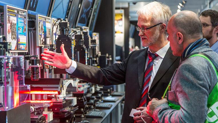 VISION – Leading world trade fair for machine vision - Picture: MESSE STUTTGART/K. Tschovikov