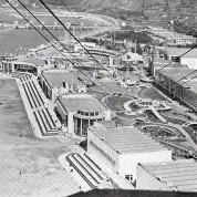 Die Internationale Wasser-Ausstellung Lüttich 1939 war als Fortsetzung der Pariser Weltausstellung konzipiert: Themenpavillons säumten die Ufer der Maas.