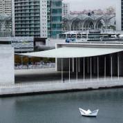 Die Expo 98 in Lissabon steht für nachhaltige Nutzung der Expobauten: Heute ist das Ausstellungsgelände mit dem Riesenaquarium ein beliebtes Ausflugsziel am Tejo.