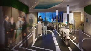 EXPO 2017: Stadt der Zukunft – Deutsche Forschung und Industrie zeigen ihr Potenzial  / © insglück, gtp2, mac