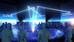 EXPO 2017: Energy Show – 40 Besucher erleben ein multimediales Finale  / © insglück, gtp2, mac