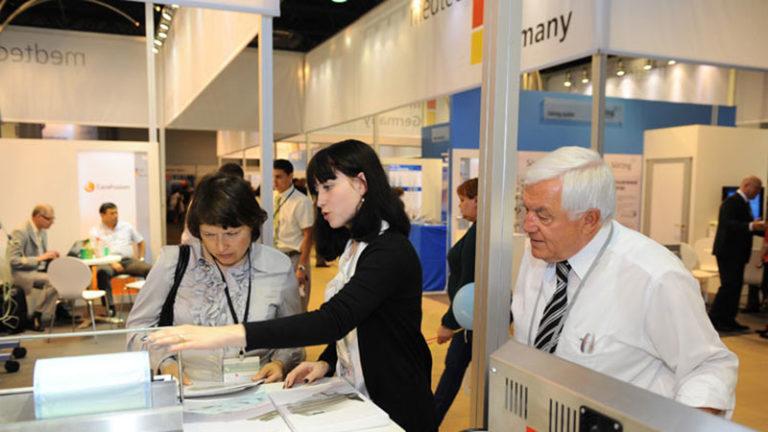 Medizinfachmesse KIHE, Atakent-Expo