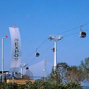 Ursprünglich eine Industriebrache – das 40 ha große EXPO-Gelände in Lissabon. – © BIE