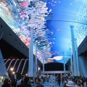 Der Schutz der Ozeane und Küsten war Thema der Expo im südkoreanischen Yeosu im Jahr 2012. – © AUMA