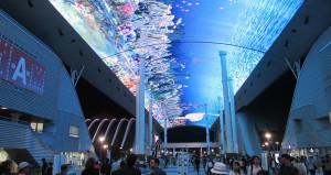 Der Schutz der Ozeane und Küsten war erneut Thema der Expo im südkoreanischen Yeosu im Jahr 2012. – © AUMA