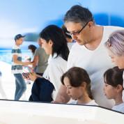 EXPO 2017 – Die moderne Technik zieht die Besucher in ihren Bann / © Deutscher Pavillon/HMC