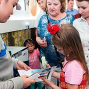 EXPO 2017 – Es gibt auch viele Angebote für Kinder / © Deutscher Pavillon/HMC