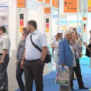 German Pavilion auf der KAZBuild, Atakent-Expo