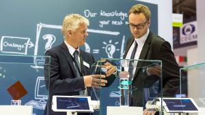 Nach Innovationen suchen auf Messen? Aber selbstverständlich. Foto: Laser World of Photonics/Messe München