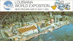 """Die EXPO in der am Mississippi-Delta gelegenen Stadt New Orleans stand unter dem Motto """"Frisches Wasser als Quelle des Lebens""""."""