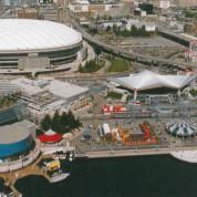 Das EXPO-Gelände in Vancouver 1986. – © D. Zobel