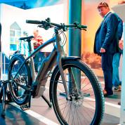 EXPO 2017 – Ein Hightech-E-Bike aus Deutschland / © Deutscher Pavillon/HMC