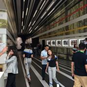 EXPO2017: Deutscher Pavillon – Eingang / ©Schriefers