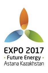 EXPO2017: Das Logo der Weltausstellung