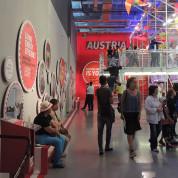 EXPO 2017: Viele Aktionsmöglichkeiten im Österreich-Pavillon