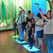 EXPO 2017: Kasachstan/Themenpavillion – Bioenergie - Foto: Anja Hiss
