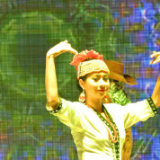 EXPO 2017: Touristischer Hingucker im Malaysia-Pavillon- Foto: Anja Hiss