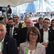 Der Deutsche Nationentag auf der EXPO 2017 - Foto: AUMA